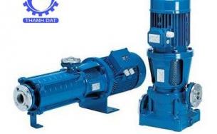Catalogue máy bơm nước Pentax MS