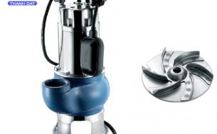 Catalogue máy bơm nước thải Pentax DG