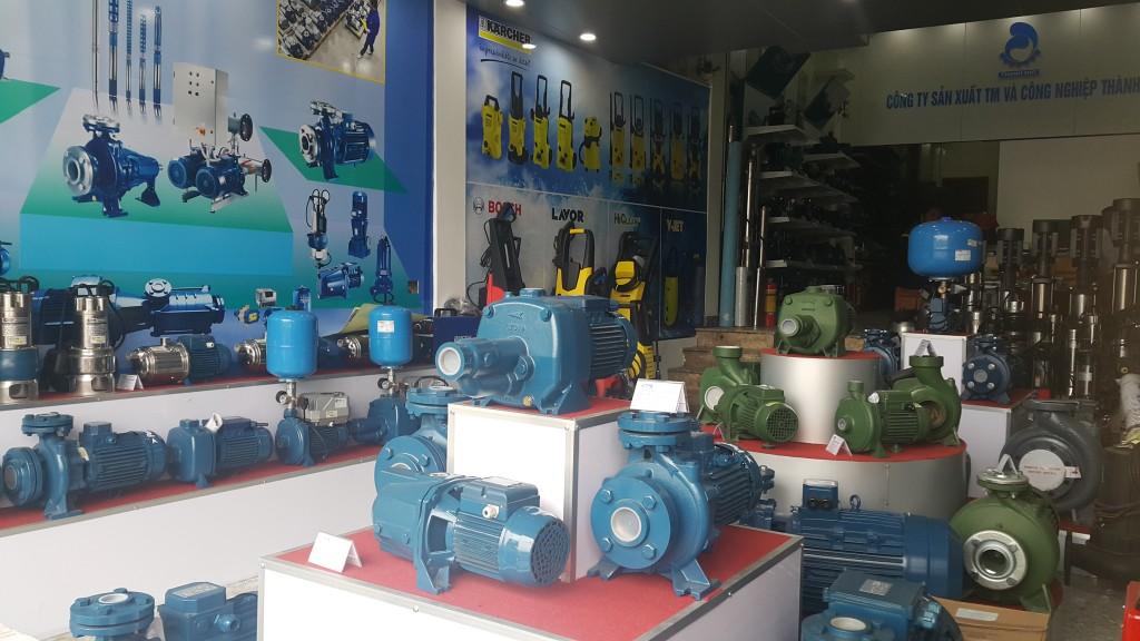 Top 5 dòng máy bơm nước bán chạy nhất hiện nay