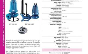 Catalogue máy bơm Pentax DCT