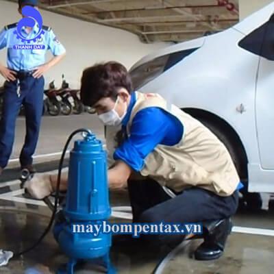 bao-duong-may-bom-chim-nuoc-thai-pentax