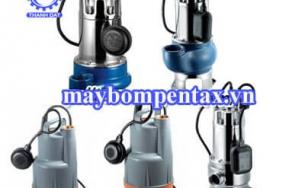 Máy bơm chìm nước thải Pentax – máy bơm nước thải tốt nhất