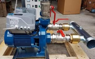 Hướng dẫn lắp đặt máy bơm nước Pentax