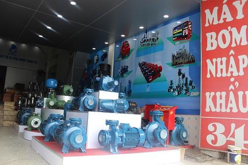 Làm sao mua được máy bơm Pentax Ý chất lượng, giá tốt tại Hà Nội